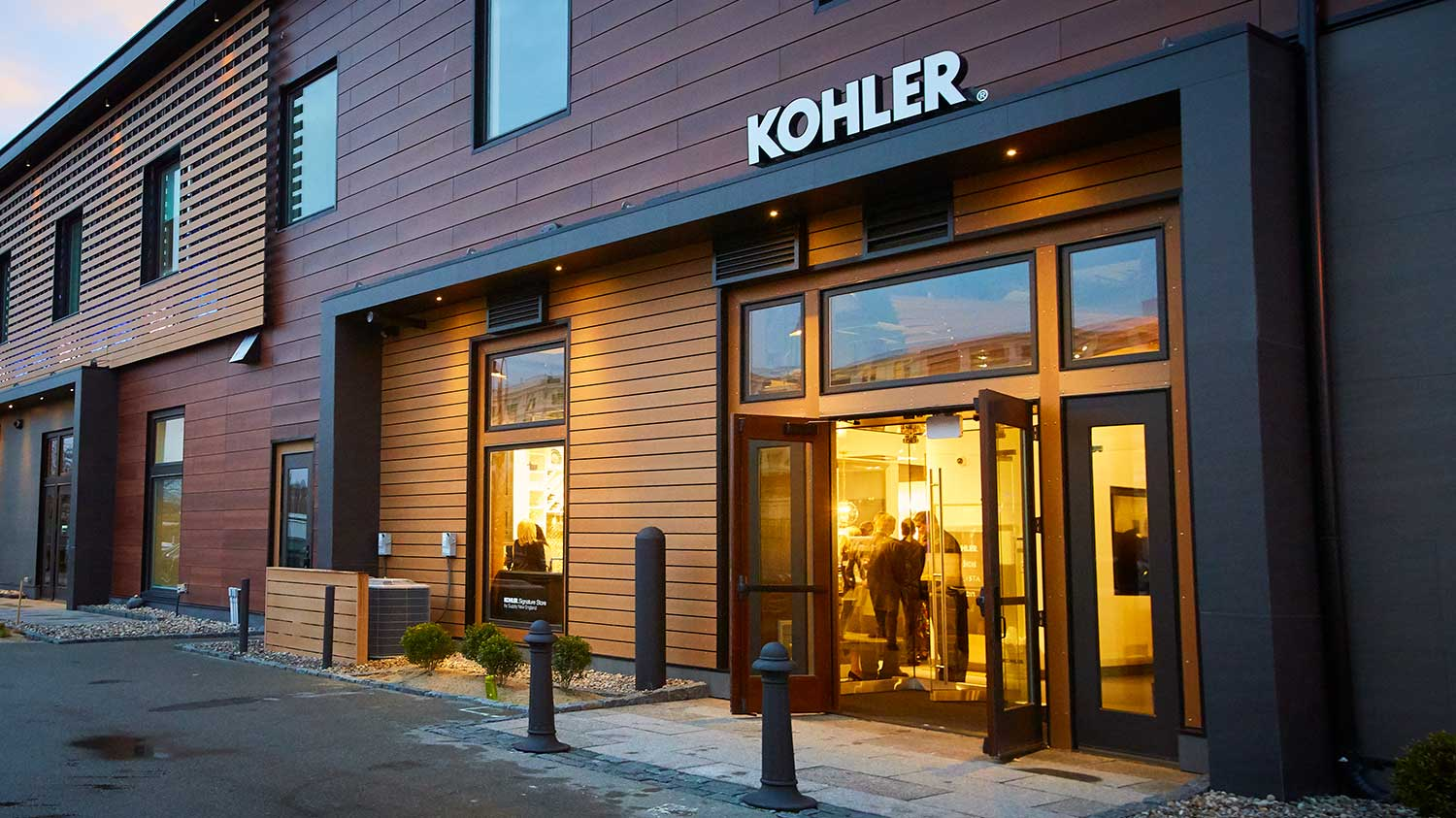 Kohler Signature Store Boston