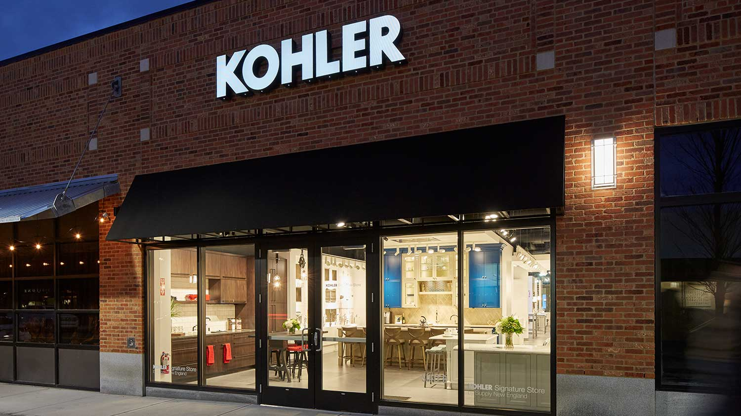 Kohler Signature Store Burlington